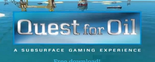 Quest for Oil trailer – Join the Quest!